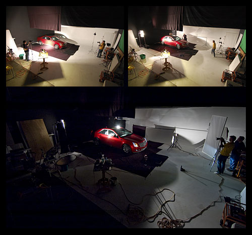 Cadillac Shoot