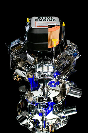 Generac Chrome Engine