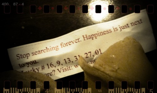A Fortunate Cookie
