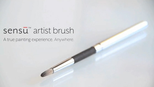 sensu brush
