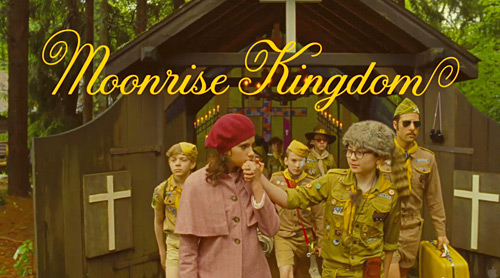 Moonrise Kingdom Type